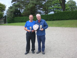 Jim and paul - Winners 2015