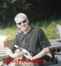 Davy McHenry