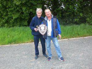 Paul M and Kevin - Winners 14 May 2016